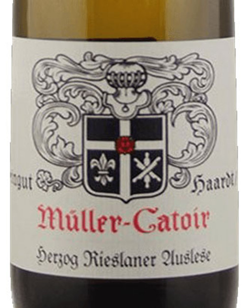 Müller-Catoir Herzog Rieslaner Auslese 2019 375ml