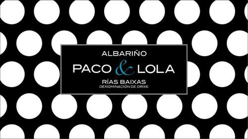Paco & Lola Albariño Rías Baixas 2020