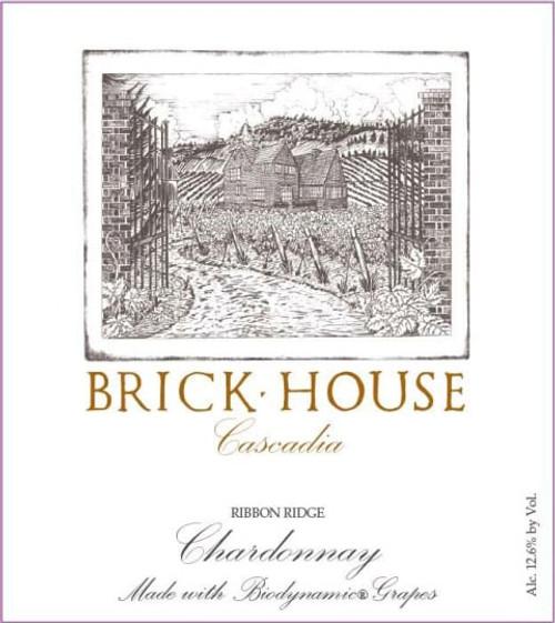 Brick House Chardonnay Ribbon Ridge Cascadia 2017