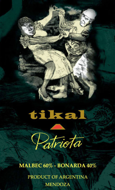 Tikal (Ernesto Catena) Patriota Mendoza 2017