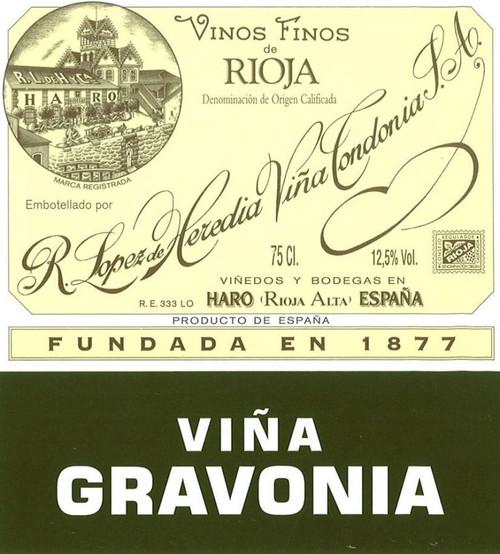 López de Heredia Rioja Viña Gravonia Crianza Blanco 2011