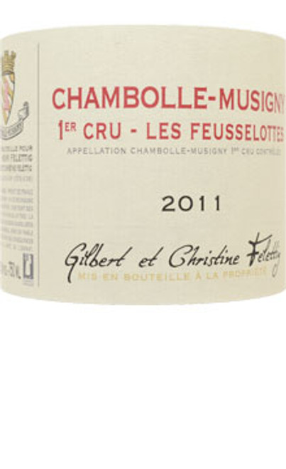 Felettig Chambolle-Musigny 1er cru Les Feusselottes 2011