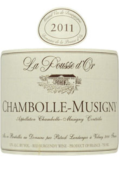 Pousse d'Or Chambolle-Musigny 2011
