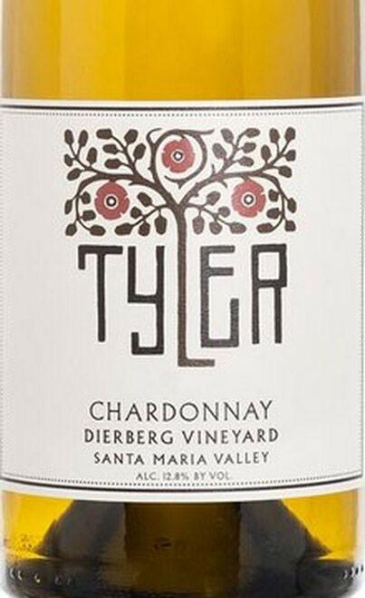 Tyler Chardonnay Santa Barbara County 2019