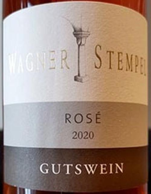 Wagner-Stempel Rosé Rheinhessen 2020
