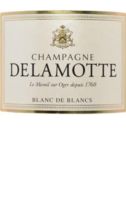 Delamotte Brut Champagne Blanc de Blancs NV