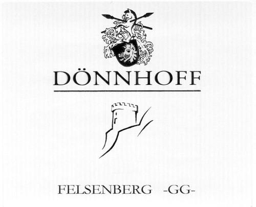 Dönnhoff Riesling Felsenberg Felsentürmchen Grosses Gewächs 2017