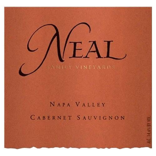 Neal Family Cabernet Sauvignon Napa Valley 2017