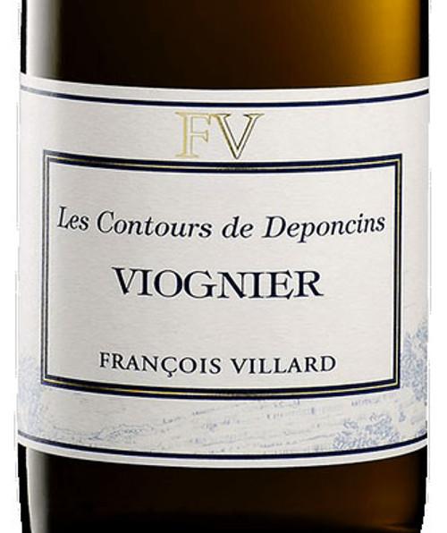 """Villard Viognier """"Les Contours de Deponcins"""" 2018"""