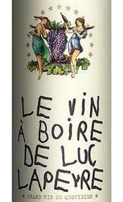 Luc Lapeyre Vin de France Le Vin à Boire 2020