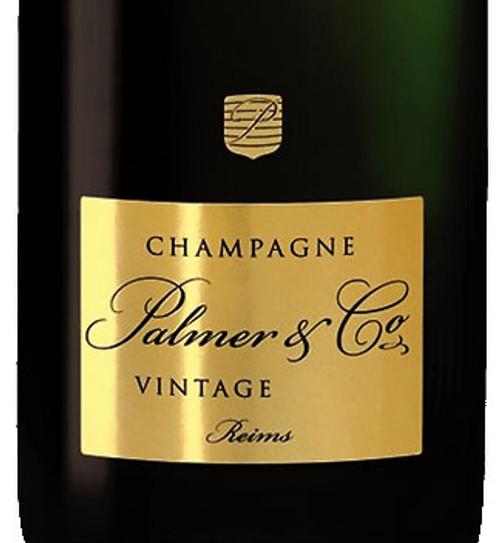 Palmer & Co Brut Champagne 2012