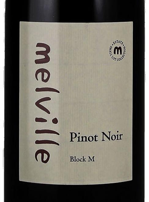 Melville Pinot Noir Santa Rita Hills Block M 2019