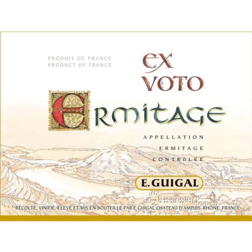 Guigal Hermitage Blanc Ex Voto 2012
