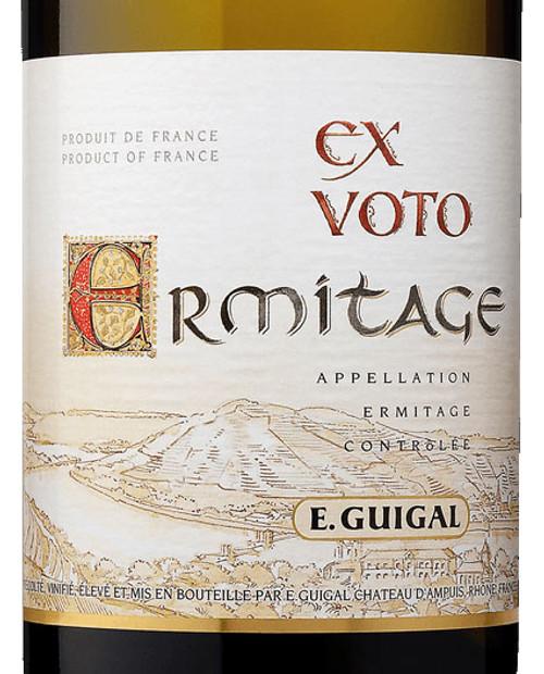 Guigal Hermitage Blanc Ex Voto 2013