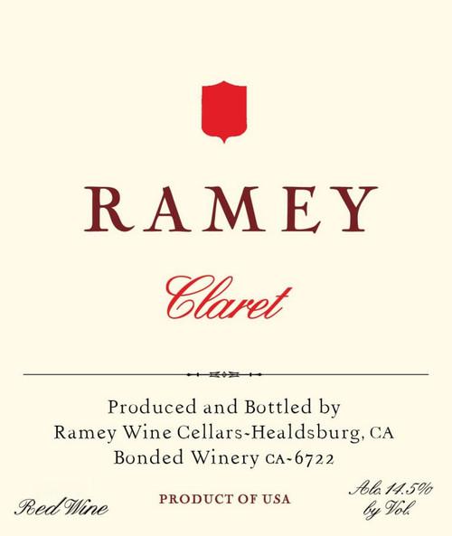 Ramey Claret Napa Valley 2018 375ml