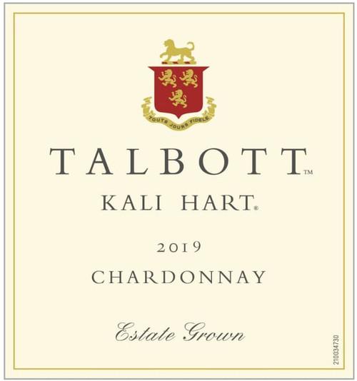 Kali Hart (Talbott) Chardonnay Monterey County Estate 2019