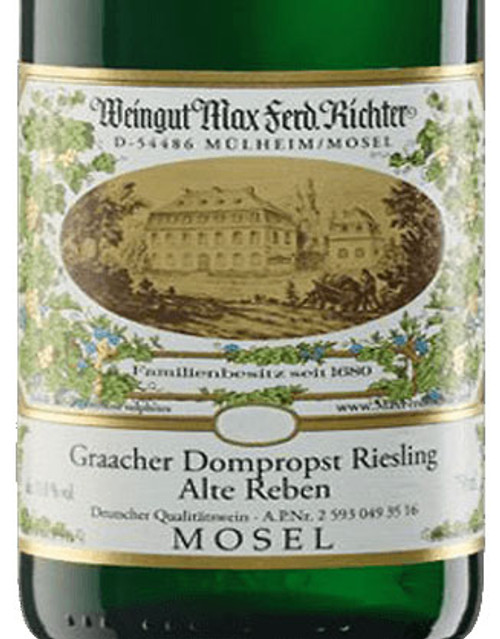 Richter/Max-Ferd. Riesling Graacher Domprobst Alte Reben 2019