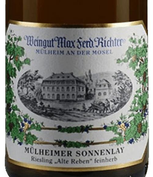 Richter/Max-Ferd Riesling Mülheimer Sonnenlay Alte Reben feinherb 2019