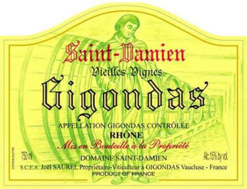 Saint-Damien Gigondas Vieilles Vignes 2018