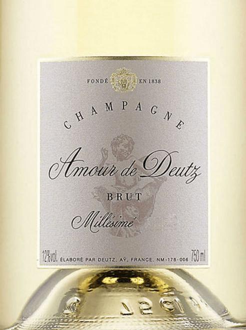 Deutz Amour de Deutz Brut Blanc de Blancs Champagne 2010