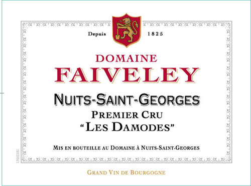 Faiveley Nuits-St-Georges 1er cru Les Damodes 2005 1.5L