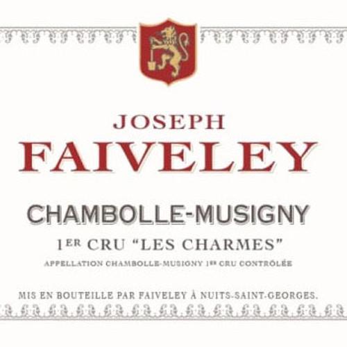Faiveley Chambolle-Musigny 1er cru Les Charmes 2012