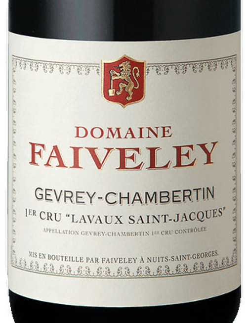 Faiveley Gevrey-Chambertin 1er cru Lavaux St-Jacques 2014