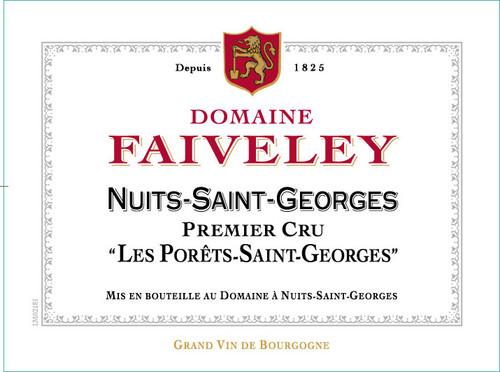 Faiveley Nuits-St-Georges 1er cru Les Pôrets St-Georges 2001