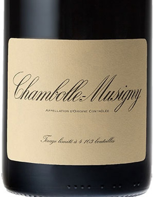 Vougeraie Chambolle-Musigny 2019
