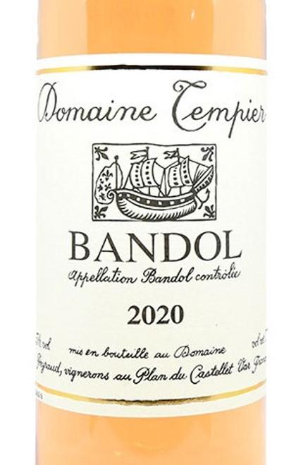 Tempier Bandol Rosé 2020