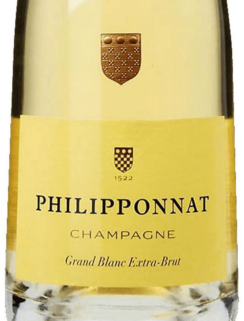 Philipponnat Extra Brut Champagne Grand Blanc 2011