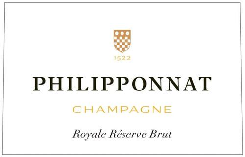 Philipponnat Brut Champagne Royale Réserve NV