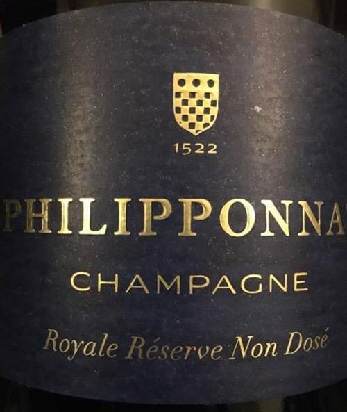 Philipponnat Brut Champagne Royale Réserve Non Dosé NV