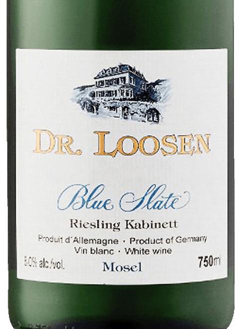 Dr. Loosen Riesling Kabinett Blue Slate 2019