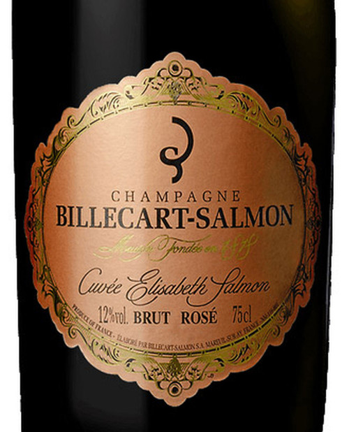 Billecart-Salmon Brut Rosé Champagne Cuvée Elisabeth 2008 1.5L
