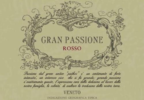 Gran Passione Veneto IGT Rosso 2020