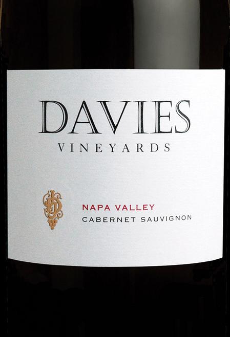 J Davies Cabernet Sauvignon Napa Valley 2017
