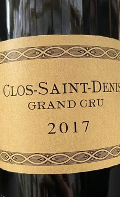 Charlopin/Philippe Clos St-Denis 2017