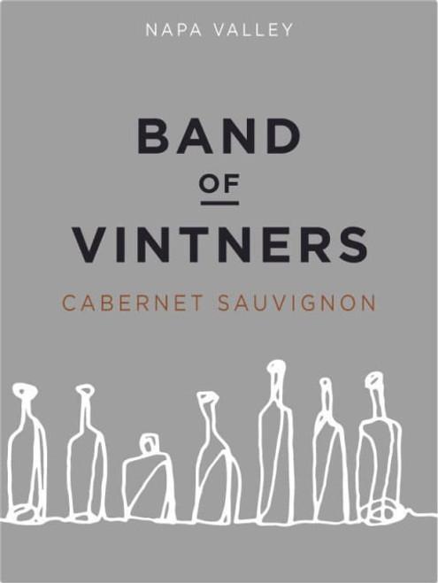 Band of Vintners Cabernet Sauvignon Napa Valley 2018
