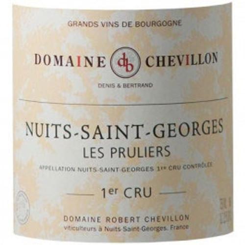 Chevillon Nuits-St-Georges 1er cru Les Pruliers 2019