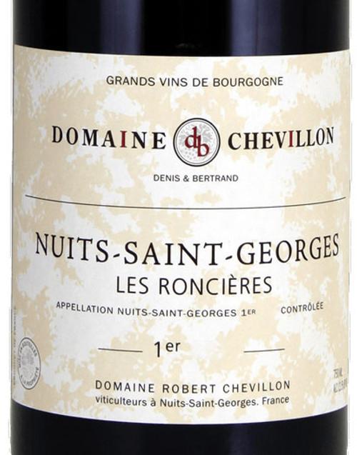 Chevillon Nuits-St-Georges 1er cru Les Roncières 2019