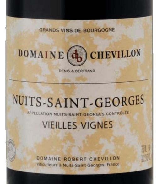 """Chevillon Nuits-St-Georges """"Vieilles Vignes"""" 2019"""