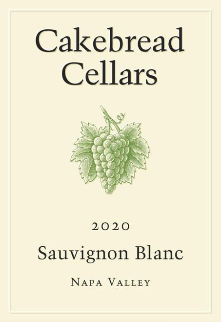 Cakebread Sauvignon Blanc Napa Valley 2020