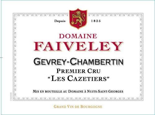 Faiveley Gevrey-Chambertin 1er cru Les Cazetiers 2019