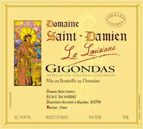 Saint-Damien Gigondas La Louisiane 2019