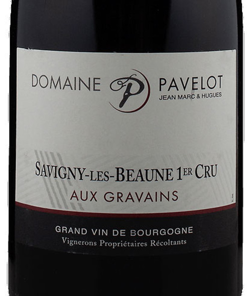Pavelot Savigny-lès-Beaune 1er cru Aux Gravains 2019