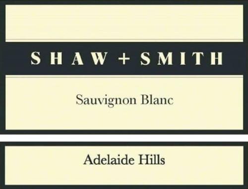 Shaw + Smith Sauvignon Blanc Adelaide Hills 2020