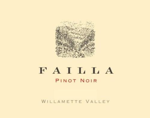 Failla Pinot Noir Willamette Valley 2019