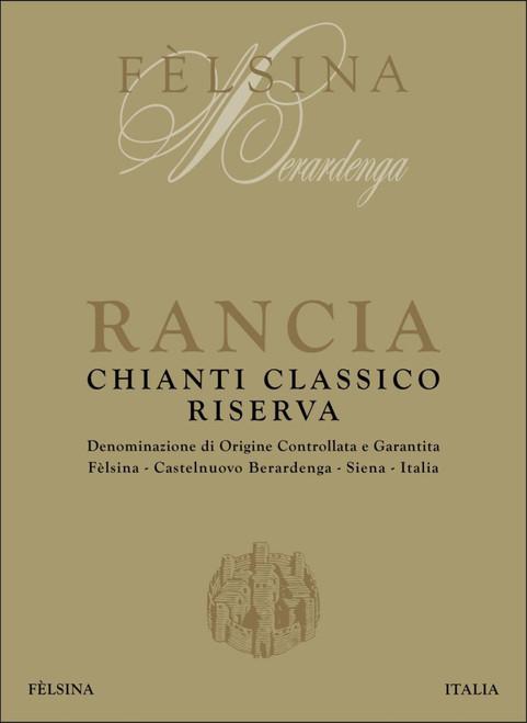 Fèlsina Chianti Classico Berardenga Rancia Riserva 2017