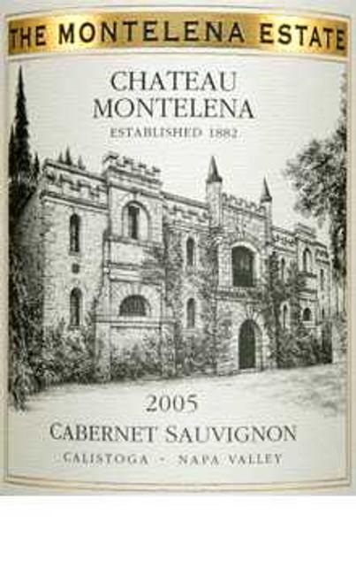Montelena Cabernet Sauvignon Napa Valley Estate 2005